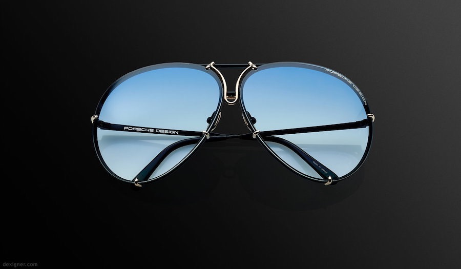 Limited Edition Porsche 40th Anniversary 8478 Aviator ...